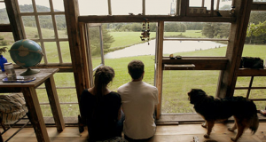 Dream Home - MadeFrom Recycled Windows - Perfect Glamping Ideas