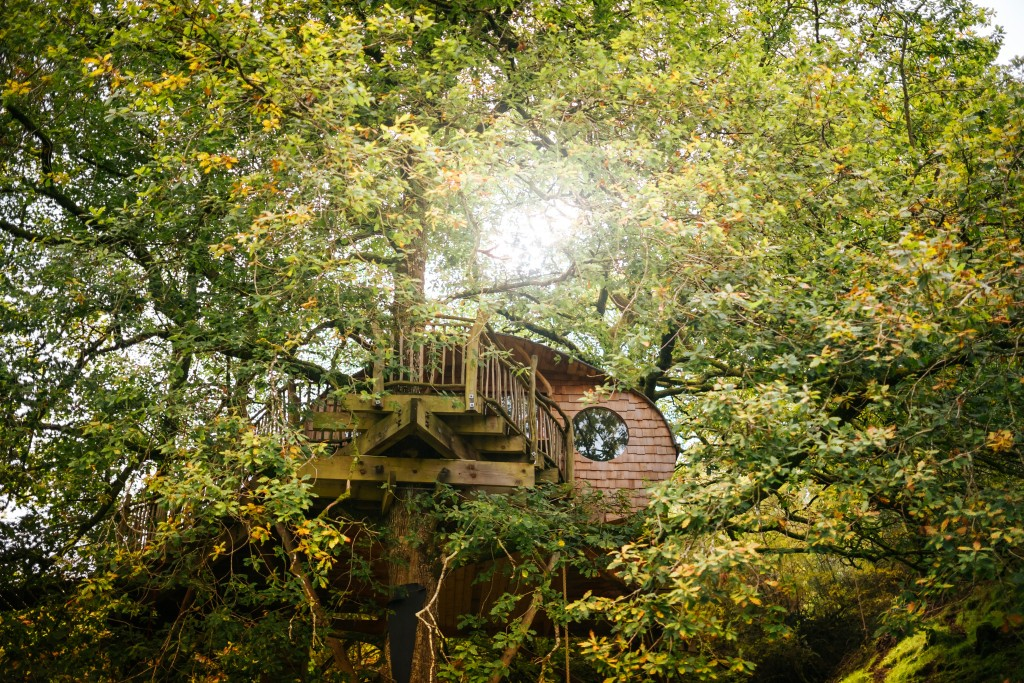 treehouse holidays