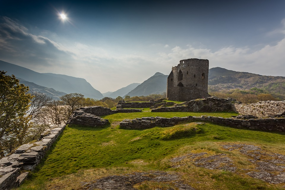 Discover history in Wales